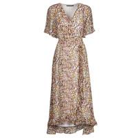 Odjeća Žene  Kratke haljine Freeman T.Porter ROLINE GARDEN Multicolour