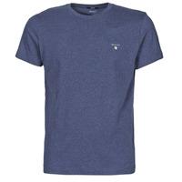 Odjeća Muškarci  Majice kratkih rukava Gant THE ORIGINAL T-SHIRT Blue