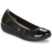 Obuća Žene  Balerinke i Mary Jane cipele Caprice 22103-026 Crna