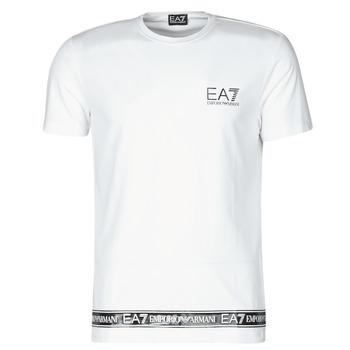 Odjeća Muškarci  Majice kratkih rukava Emporio Armani EA7 3KPT05-PJ03Z-1100 Bijela