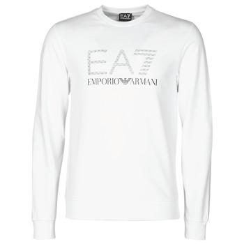 Odjeća Muškarci  Sportske majice Emporio Armani EA7 3KPMD7-PJ2SZ-1100 Bijela