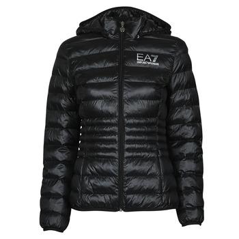 Odjeća Žene  Pernate jakne Emporio Armani EA7 8NTB23-TN12Z-1200 Crna
