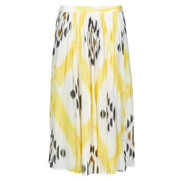 Odjeća Žene  Suknje One Step JOSEPHINE Žuta / Multicolour