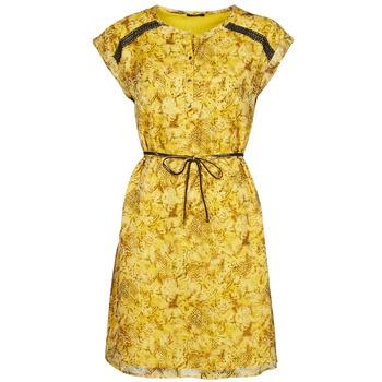 Odjeća Žene  Kratke haljine One Step RAYNA Žuta