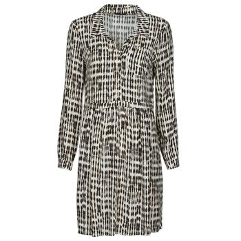 Odjeća Žene  Kratke haljine One Step RANDA Bež / Crna