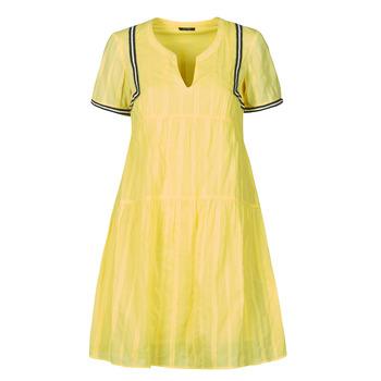 Odjeća Žene  Kratke haljine One Step ROYA Žuta