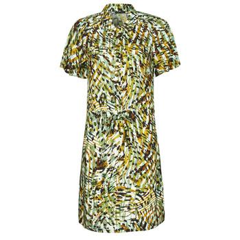 Odjeća Žene  Kratke haljine One Step RAINBOW Zelena