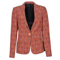 Odjeća Žene  Jakne i sakoi One Step VINNY Red / Multicolour