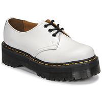 Obuća Žene  Derby cipele Dr Martens 1461 QUAD Bijela
