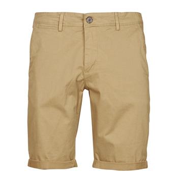 Odjeća Muškarci  Bermude i kratke hlače Teddy Smith SHORT CHINO Bež