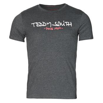 Odjeća Muškarci  Majice kratkih rukava Teddy Smith TICLASS Siva / Zagasita