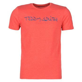 Odjeća Muškarci  Majice kratkih rukava Teddy Smith TICLASS Red