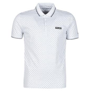 Odjeća Muškarci  Polo majice kratkih rukava Teddy Smith PASY 2 MC Bijela