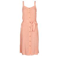 Odjeća Žene  Kratke haljine Rip Curl TALLOWS SPOT MIDI Boja breskve