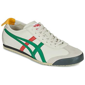 Obuća Niske tenisice Onitsuka Tiger MEXICO 66 Bijela / Zelena / Red