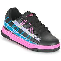 Obuća Djevojčica Obuća s kotačićima Heelys SPLINT Crna / Multicolour