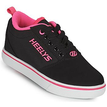 Obuća Djevojčica Obuća s kotačićima Heelys PRO 20'S Crna / Ružičasta