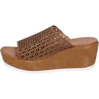 Obuća Žene  Sandale i polusandale Femme Plus Sandale BK620 Smeđa