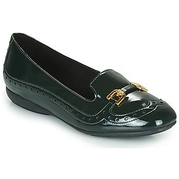 Obuća Žene  Balerinke i Mary Jane cipele Geox D ANNYTAH Zelena