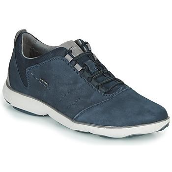 Obuća Muškarci  Niske tenisice Geox  Blue