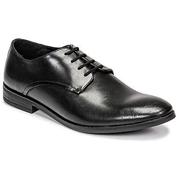 Obuća Muškarci  Derby cipele Clarks STANFORD WALK Crna
