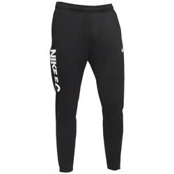 Odjeća Muškarci  Donji dio trenirke Nike FC Essential Crna