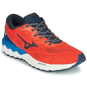 Obuća Muškarci  Running/Trail Mizuno WAVE SKY RISE 2 Red