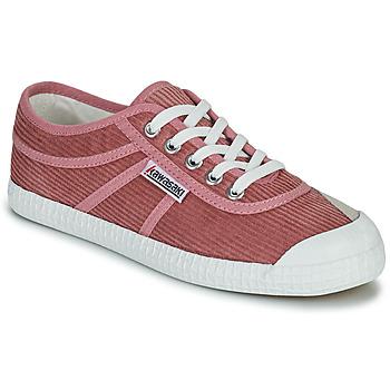 Obuća Žene  Niske tenisice Kawasaki CORDUROY Ružičasta