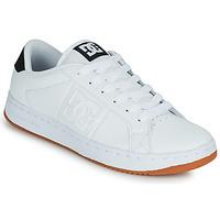 Obuća Muškarci  Obuća za skateboarding DC Shoes STRIKER Bijela / Crna