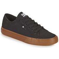 Obuća Muškarci  Obuća za skateboarding DC Shoes MANUAL Crna