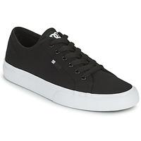 Obuća Muškarci  Obuća za skateboarding DC Shoes MANUAL Crna / Bijela