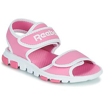 Obuća Djeca Sportske sandale Reebok Sport WAVE GLIDER III Ružičasta