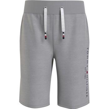 Odjeća Dječak  Bermude i kratke hlače Tommy Hilfiger BAHAMA Siva