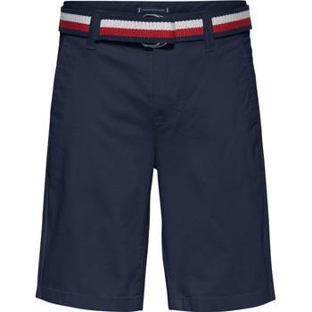 Odjeća Dječak  Bermude i kratke hlače Tommy Hilfiger SORTA Blue