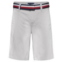 Odjeća Dječak  Bermude i kratke hlače Tommy Hilfiger FORTA Bijela