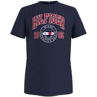 Odjeća Dječak  Majice kratkih rukava Tommy Hilfiger CRISA Blue