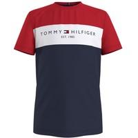 Odjeća Dječak  Majice kratkih rukava Tommy Hilfiger KB0KB06534-C87 Multicolour
