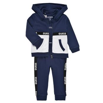 Odjeća Dječak  Dječji kompleti Guess P1RG00-KA6W0-DEKB Blue