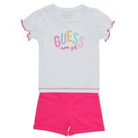 Odjeća Djevojčica Dječji kompleti Guess A1GG07-K6YW1-TWHT Multicolour