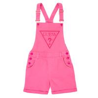 Odjeća Djevojčica Kombinezoni i tregerice Guess J1GK12-WB5Z0-JLPK Ružičasta