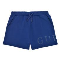 Odjeća Djevojčica Bermude i kratke hlače Guess J1GD00-KAN00-PSBL Blue