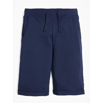 Odjeća Dječak  Bermude i kratke hlače Guess L93Q25-K5WK0-C765 Blue