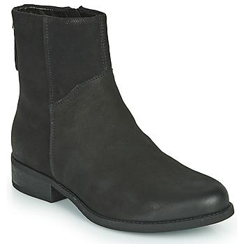 Obuća Žene  Gležnjače Vagabond Shoemakers CARY Crna