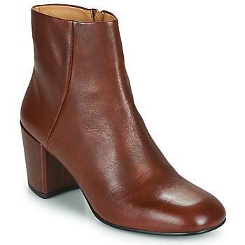 Obuća Žene  Gležnjače Vagabond Shoemakers MELINA Boja konjaka