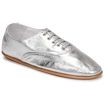 Obuća Žene  Derby cipele Pataugas SULLY F2G Srebrna