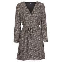 Odjeća Žene  Kratke haljine Le Temps des Cerises MIA Crna