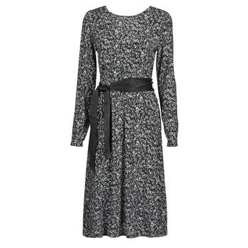 Odjeća Žene  Kratke haljine Le Temps des Cerises CANDY Crna