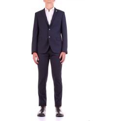 Odjeća Muškarci  Odijela Manuel Ritz 2932A3318-203554 Blu