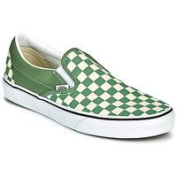 Obuća Muškarci  Slip-on cipele Vans CLASSIC SLIP ON Zelena