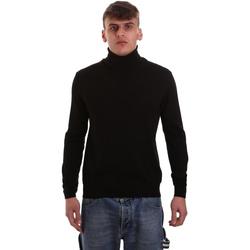 Odjeća Muškarci  Puloveri Navigare NV11006 33 Crno